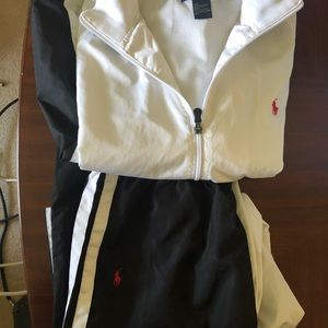 Polo Warm Up Track Suit XL/L